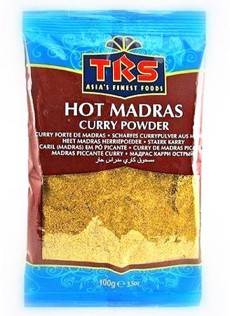 Curry Madras ostre 100g TRS