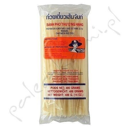 Makaron ryżowy 10mm 400g