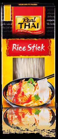 Makaron ryżowy 1mm 375g Real Thai