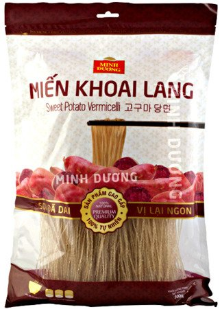 Makaron ze słodkich ziemniaków 500g Minh Duong