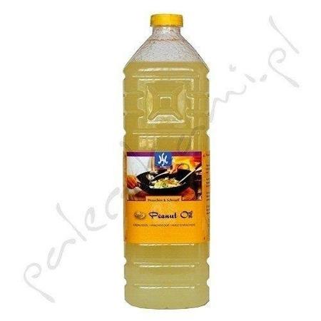 Olej arachidowy 1L
