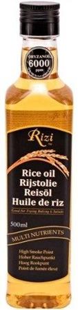 Olej ryżowy 500ml Rizi