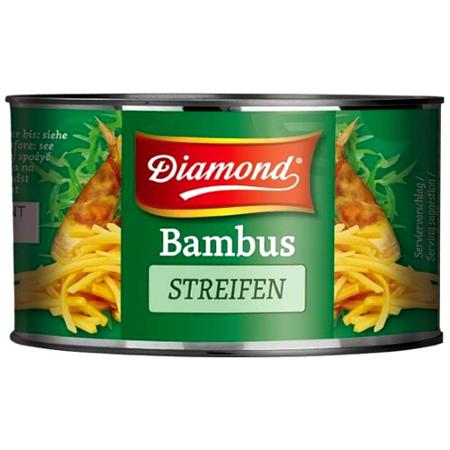Pędy bambusa - nitki 227g Diamond