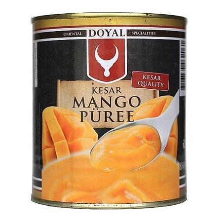 Puree z mango 850g