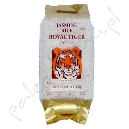 Ryż jaśminowy 1kg Royal Tiger Premium