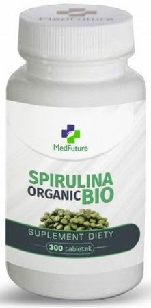 Spirulina Organic BIO 300 tab.