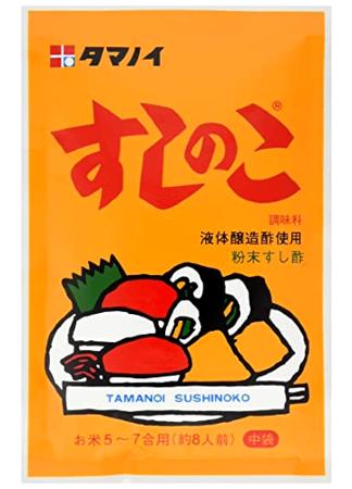 Zaprawa w proszku Tamanoi Sushi-no-Ko 35g
