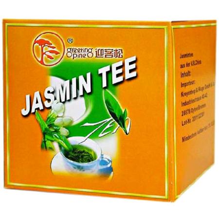 Zielona herbata jaśminowa 1kg